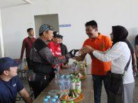 Minggu Sehat, Iqbal Suhaeb Bersama Masyarakat di Kecamatan Ujung Tanah