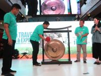 Pj Wali Kota Makassar Resmi Tutup BNI Travel Fair 2019