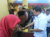 Pj Wali Kota Makassar Resmikan Kantor Kelurahan dan Beri Penghargaan ke 13 Ketua RW