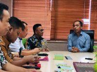 Bupati Bantaeng, Ilham Azikin melakukan kunjungan kerja ke Kementerian Keuangan (Kemenkeu) RI, Kamis (8/8/2019).
