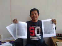 Sekretaris PC FSP. PP SPSI Kabupaten Bulukumba, Amar Kari
