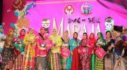 Parade Fashion Show yang bertemakan Baju Bodo
