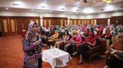 Lokakarya Manajemen Kelompok Majelis Taklim Tingkat Kota Makassar