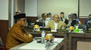 Nurdin Abdullah Penuhi Panggilan Sidang Hak Angket DPRD Sulsel