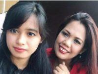 Elly Sugigi dan Putrinya Ulfi Damayanti