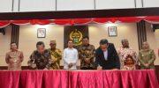 Penandatanganan nota kesepahaman dan perjanjian kerjasama