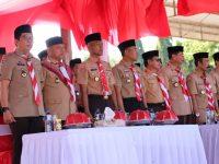 Peringatan HUT Pramuka ke-58 tingkat Kabupaten Bulukumba