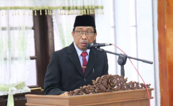 Ir. H. Nasruddin AM, M.Si terpilih sebagai Wakil Bupati Barru