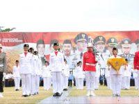 Peringatan HUT RI di Kabupaten Bantaeng dipusatkan di Lapangan Pantai Seruni