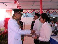 Pemberian Remisi di Lembaga Permasyarakatan (Lapas) Kelas II A Taccorong Kabupaten Bulukumba