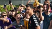 Cristiano Ronaldo (c) AP Photo