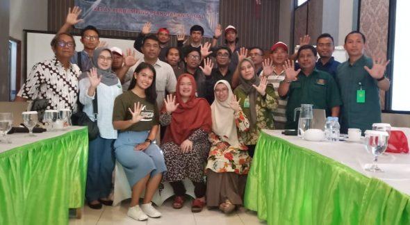 Workshop Kreatif di Hotel Agri Bulukumba