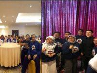 Ikatan Alumni Institut Pertanian Bogor (IPB) DPD Sulsel menggelar Reuni Akbar di Hotel Swisbell Losari Makassar