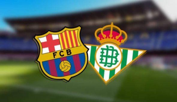 Live Streaming La Liga (Liga Spanyol) Barcelona vs Real Betis