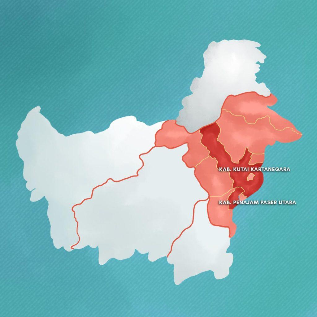Ibu Kota Baru RI Pindah ke Kalimantan Timur