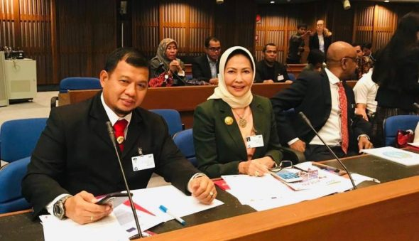 Pj Wali Kota Makassar Bicara Teknologi Cerdas di ASEAN Mayors Forum 2019