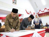 DPRD Bantaeng Tetapkan Empat Ranperda Menjadi Perda