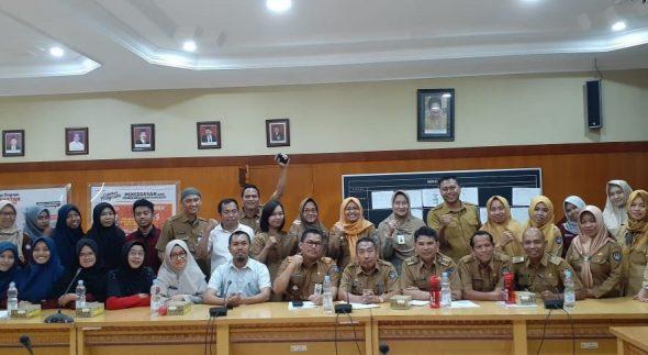 Perkumpulan Promotor dan Pendidik Kesehatan Masyarakat Indonesia (P3KMI) Provinsi Sulsel, menggelar Musyawarah Daerah (Musda), di Aula Baruga Sayang Kantor Dinas Kesehatan Sulsel