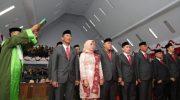 25 Anggota DPRD Bantaeng Dilantik