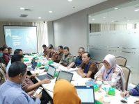 Pj Wali Kota dan Kajari Makassar Temui KPK
