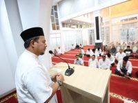 Program Rutin, Pemkot Makassar Salat Subuh Berjamaah Bersama Warga