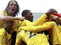 Arsenal Unggulan Empat Besar Liga Inggris - Premier League (c) AP Photo
