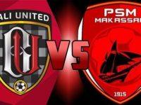 PSM Makassar Vs Bali United.