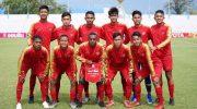 Tim nasional Indonesia U-15. pssi.org
