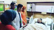 Habibie Meninggal saat menjalani perawatan di RS Gatot Soebroto