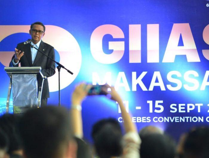 Gubernur Sulsel Buka Pameran GIIAS Makassar