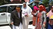 Viral seorang laki-laki usia lanjut menikah di Desa Bulo-Bulo Kecamatan Arungkeke Kabupaten Jeneponto, Sabtu, 14 September 2019
