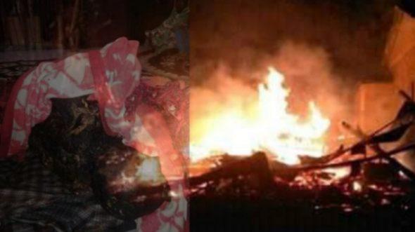Kebakaran di Kindang Bulukumba, Pemilik Rumah Hangus Terpanggang