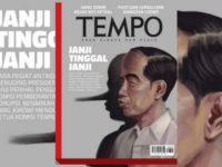 Cover Majalah Tempo