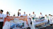 Pawai Hijratul Rasul Meriahkan Tahun Baru Islam di Bantaeng