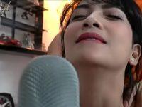 Ekspresi Vanessa Angel dalam Vlog Terbarunya