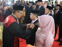 25 Anggota DPRD Barru Periode 2019-2024 Resmi Dilantik