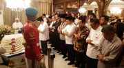 Wali Kota Parepare, H. M. Taufan Pawe Shalat Jenazah untuk almarhum presiden ketiga RI, BJ Habibie