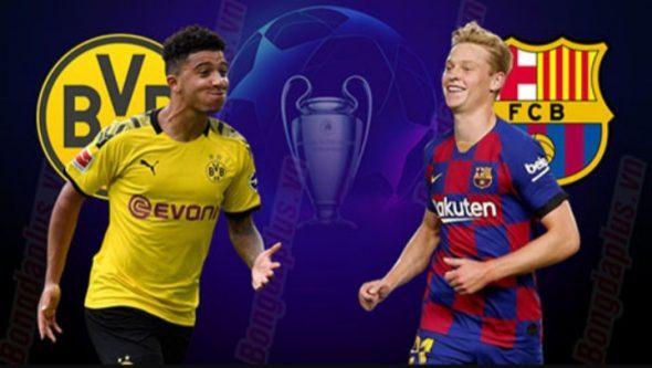 Live Streaming Liga Champions: Dortmund vs Barcelona