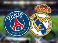 Live Streaming Liga Champions: PSG vs Real Madrid