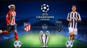 Live Streaming Liga Champions: Atletico Madrid vs Juventus