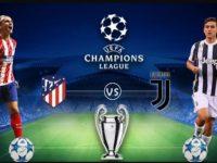 Live Streaming Liga Champions: Atletico Madrid vs Juventus
