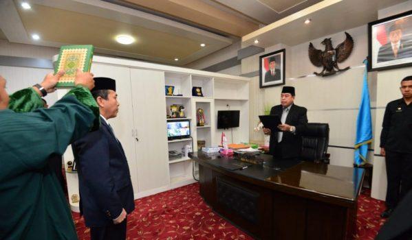 Kadis PLH Sulsel Dimutasi Jadi Staf Ahli Gubernur
