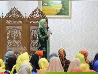 Bunda Paud Gelar Silaturahim Bersama Tenaga Pendidik Se-kabupaten Barru