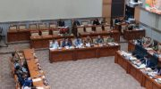 DPR RI dan Pemerintah telah menyepakati Revisi Undang-Undang Nomor 12 Tahun 1995 tentang Pemasyarakatan (RUU PAS). (Foto: Gatra)