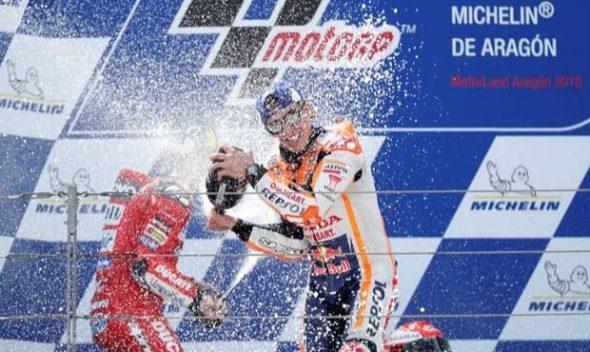 Marquez Butuh Satu Kemenangan Lagi untuk Gelar Juara Dunia