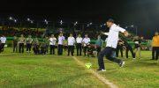 Gubernur NA Buka Turnamen Walikota Cup 2019