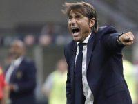 Pelatih Inter Milan, Antonio Conte (c) AP Photo