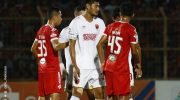 PSM Tahan Imbang Badak Lampung FC