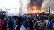 Ilustrasi Kerusuhan Wamena