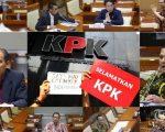 Pimpinan Barru KPK (Foto: Tribunnews)